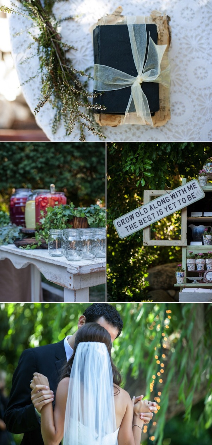 an enchanted forrest wedding at the four seasons page 10 of 10